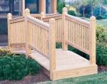 дървени мостове по поръчка 451-3253