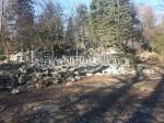 дървено мостче градинско