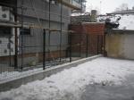 Оградна мрежа от оградни пана