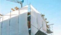 Мрежи за защита от прах в строителството