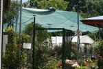 Мрежа против слънце за оранжерии - 30%, зелен цвят