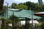 Засенчващи защитни мрежи за оранжерии - 30%, зелен цвят