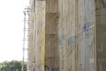 мрежа за прикриване на ремонт на сграда