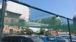 Защитна мрежа за паркинг засенчваща
