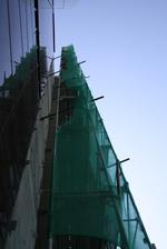предпазни мрежи за скеле