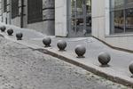 производство на колчета от бетон за непаркиране по поръчка