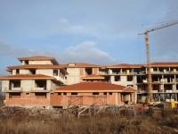 Полистирол бетонна сграда