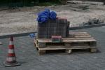 полагане на плочки за велоалеи