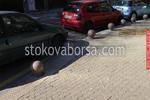 бетонови ограничители за паркиране по поръчка