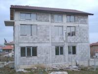 Полистирол бетонна къща 3 етажа