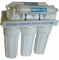 Пречистване на вода с обратна основа