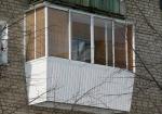 Остъкляване на балкони по проект