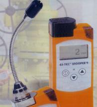 Газ детектори за откриване на течове в сгради