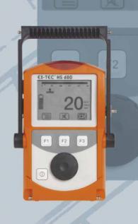Измервателно устройство за газ