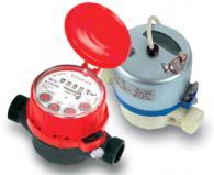 Компактни водомери със сух брояч