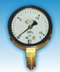 Измервателни уреди за налягане - манометри ф100