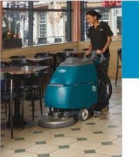 Автомат акумулатор за миене на подове