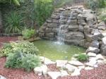каменен водопад по поръчка