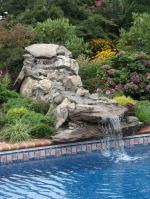 водопад от камък по поръчка