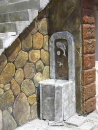 Чешма от камък