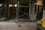 мобилно скеле за строителството