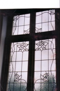 Прозорец с витраж