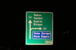производство по поръчка на пътни знаци за указване на направления, посоки, обекти и други