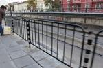 изработка на тръбно решетъчни пана с дължина 1,80м. и височина 80см