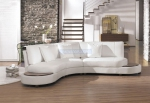дизайнерски заоблени дивани