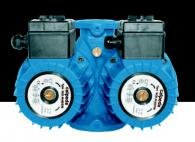 Три-скоростни циркулационни помпи с агрегат