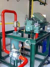 Изграждане и монтаж на хладилни инсталации