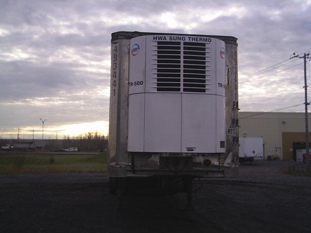 Монтаж на хладилни инсталации за ремаркета, ванове, бусове, ремаркета и други