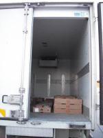 Въздушни завеси за хладилни превозни средства