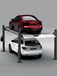 Изграждане и монтаж на паркинг системи