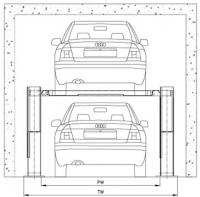 Паркинг система