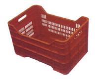 Касетки за плодове с решетесто дъно 535х358х320