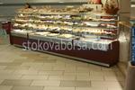 Хладилна витрина за сладкарски изделия