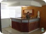 Проектиране и изграждане на рецепции от мрамор за хотели