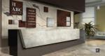 Проекти за хотелски рецепции от мрамор