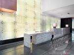 Проект за хотелска рецепция от мрамор