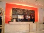 Изработката на рецепция от мрамор за хотели
