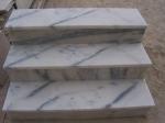 Проекти за стълби, облицовани с мрамор