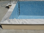 Изработка и поставяне на мраморни облицовки за басейни