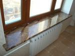 Первази за прозорци от мрамор по индивидуална клиентска поръчка