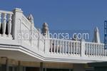 Мраморни балюстри за тераси