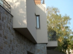 Изпълнение на проекти за шапки за тераси от гръцки мрамор