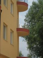 Мраморни шапки за тераси по индивидуална поръчка