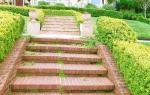 Тухлени стълби