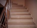 Проект за стълби от травертин