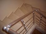 Проектиране и изграждане на стълби с облицовка от травертин